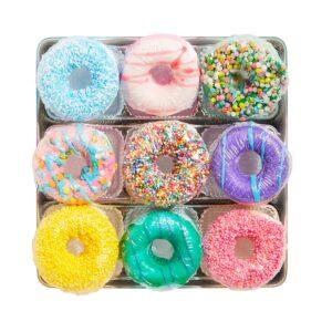 seychelles-rose-lavender-jasmine-coconut-mango-strawberry-daisy-sea-breeze-coffee-dinut-bath-bombs-gift-set2